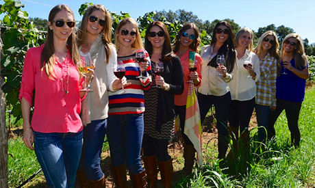 Large Group Wine Tasting Reservations